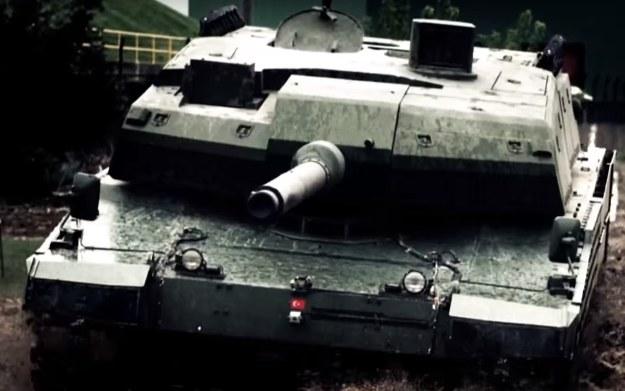 Altay - turecki czołg - fragment prezentacji znalezionej w serwisie youtube.com/TurkishAF /materiały źródłowe