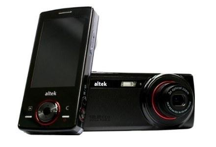 Altek T8680 - kolejny telefon z 12 Megapikselami /materiały prasowe