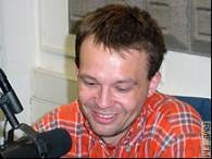 Alterglobalista Filip Ilikowski /RMF