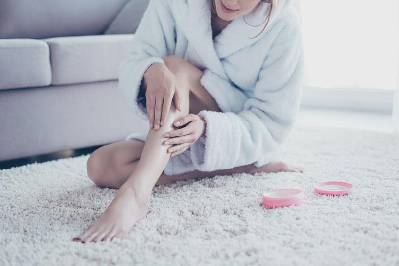 Ałun na podrażnienia po goleniu /©123RF/PICSEL