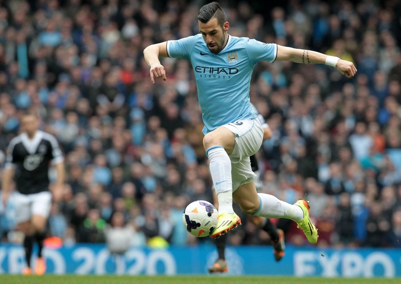Alvaro Negredo odszedł z Manchesteru City /AFP