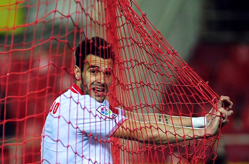 Alvaro Negredo zostanie nową gwiazdą Manchesteru City? /AFP
