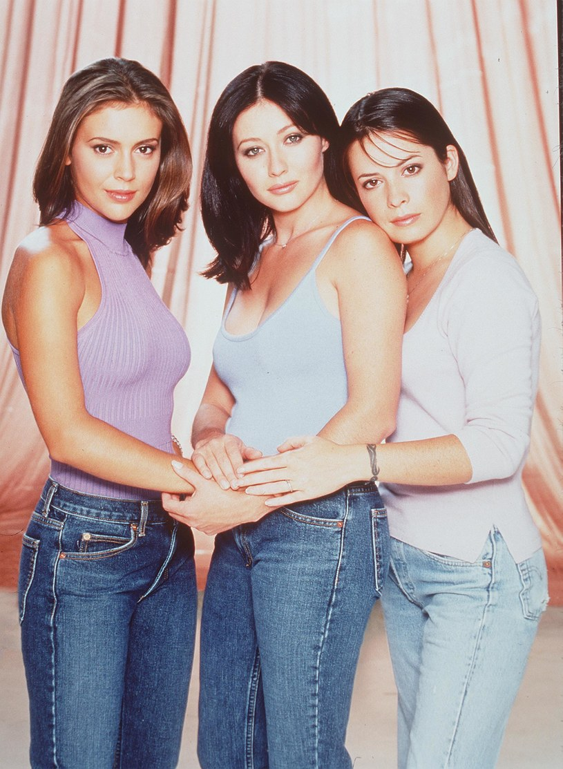 Alyssa Milano, Shannen Doherty, Holly Marie Combs /Handout /Getty Images