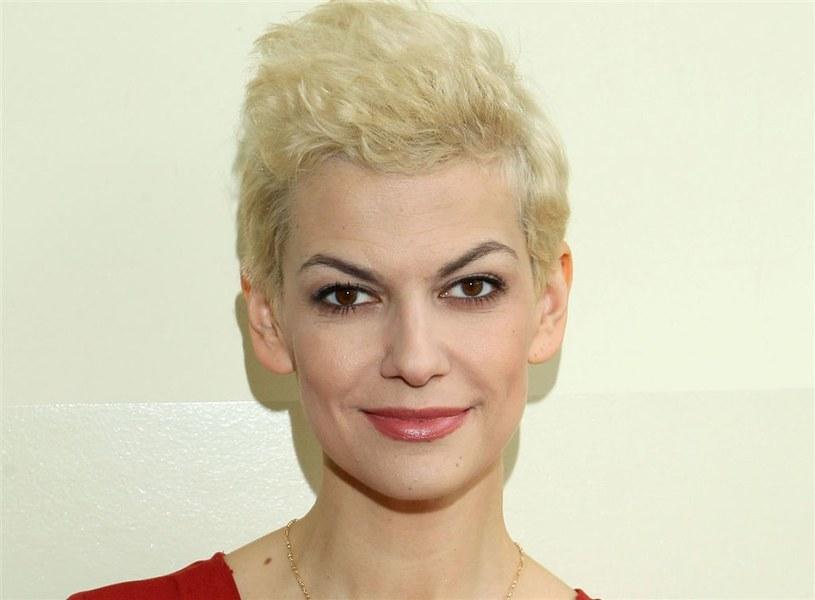 Alżbeta Lenska /Agencja W. Impact