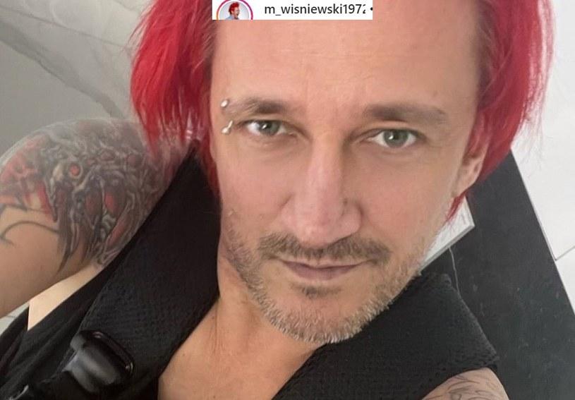 @m_wisniewski1972, Michał Wiśniewski /Instagram