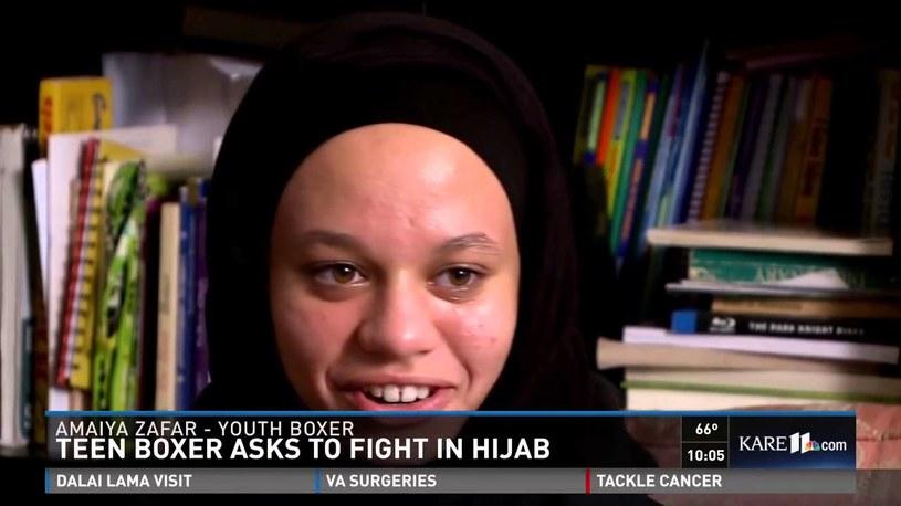 Amaiya Zafar (fot. YouTube) /