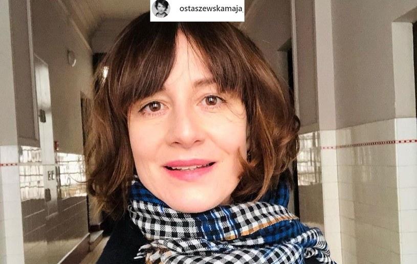 @majaostaszewska /Instagram
