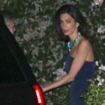 Amal Clooney z brzuszkiem!