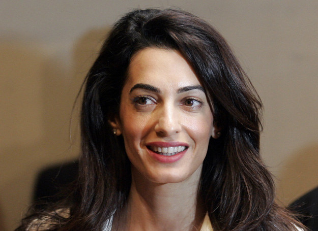 Amal Clooney /Getty Images