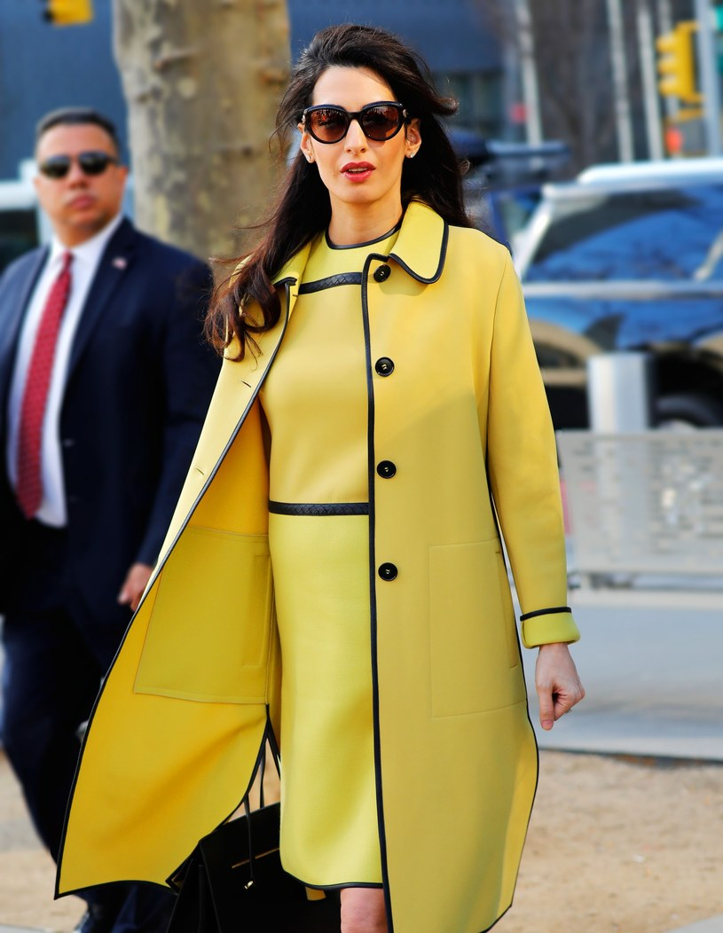 Amal Clooney /Splash News /East News