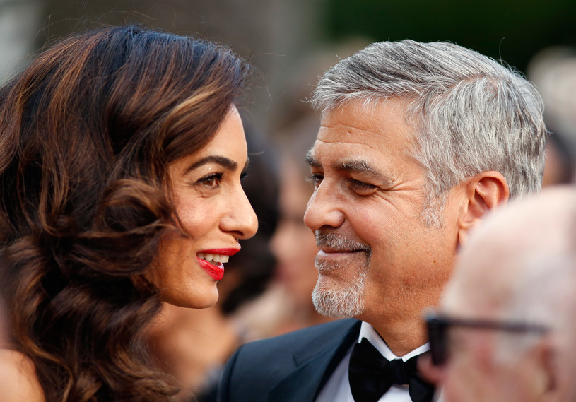 Amal i George Clooney /Tristan Fewings /Getty Images