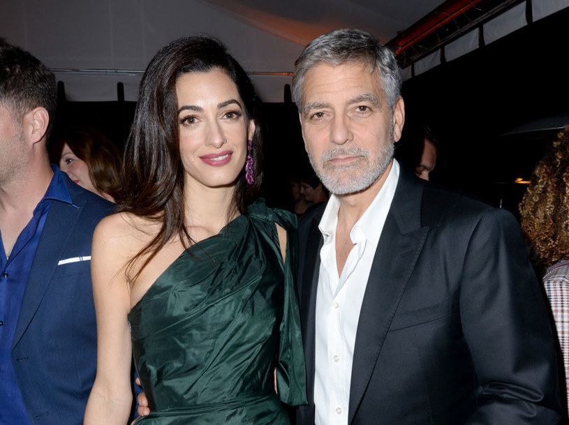 Amal i George Clooney /Vivien Killilea/Getty Images for Hulu /Getty Images