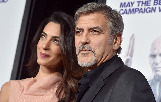 Amal i George Clooneyowie /Kevin Winter /Getty Images