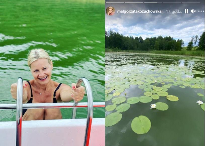 @malgorzatakozuchowska_ /Instagram