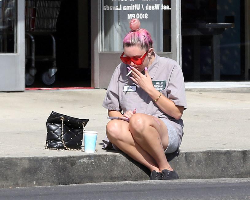 Amanda Bynes w październiku 2019 /P&P / MEGA /Agencja FORUM