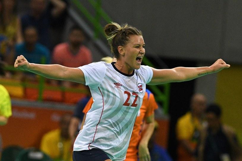 Amanda Kurtovic w meczu o brązowy medal IO w Rio /AFP