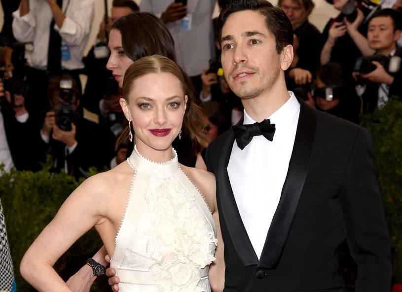 Amanda Seyfried i Justin Long /Dimitrios Kambouris /Getty Images
