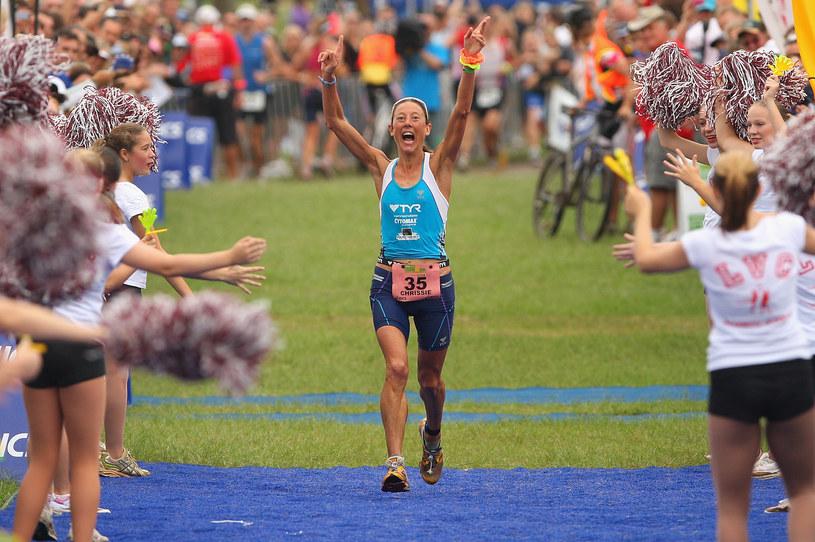 Amatorka! Nikt na mnie nie stawiał. Moje zwycięstwo w Ironmanie było sensacją /Getty Images