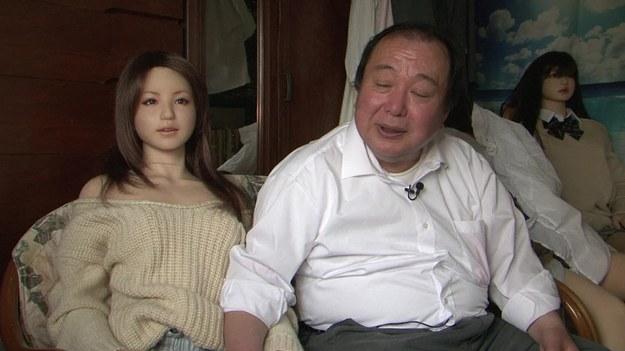 prawdziwe japońskie lalki erotyczne