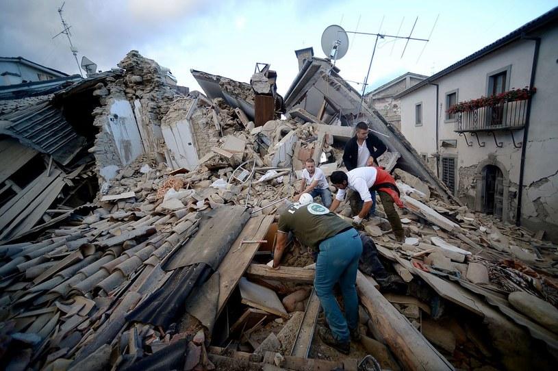 Amatrice /AFP