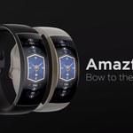 Amazfit X – smartwatch z zakrzywionym ekranem