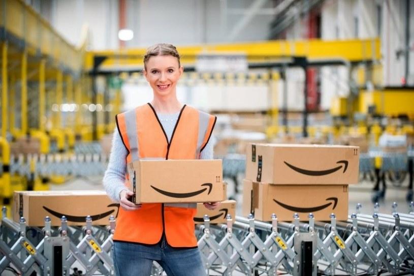 Amazon buduje nowe centrum logistyki w Łodzi /Informacja prasowa