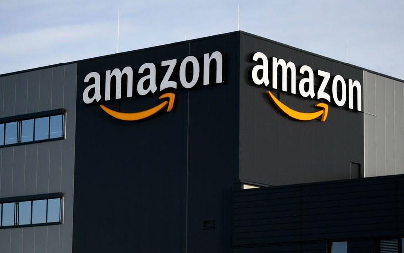 Amazon, centrum dystrybucyjne w  Moenchengladbach /AFP