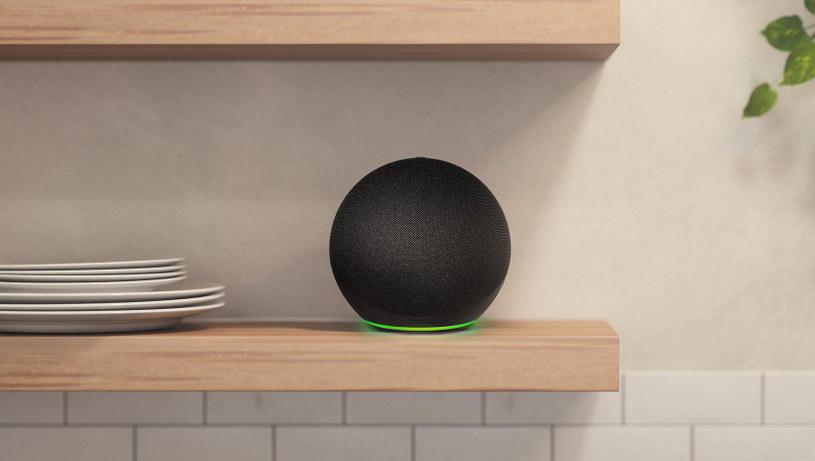 Amazon Echo 4. generacji /materiały prasowe