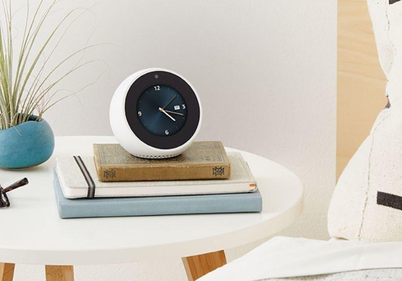 Amazon Echo Spot może zrobić furorę, szczególnie, że kosztuje 130 dolarów /materiały prasowe