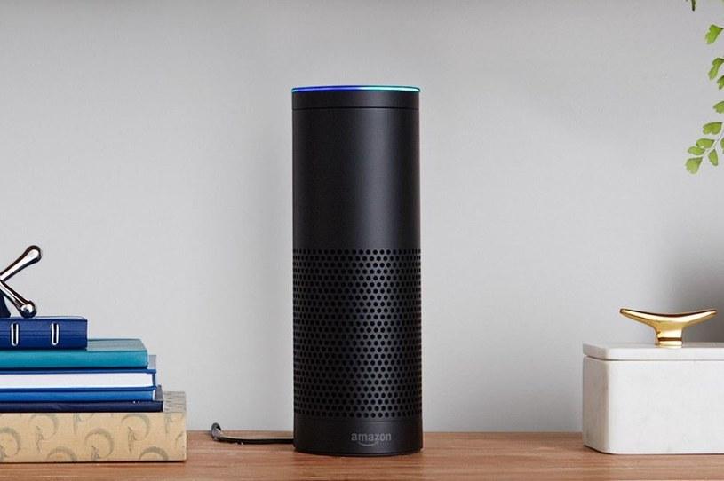 Amazon Echo to domowy interaktywny asystent /materiały prasowe
