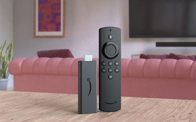 Amazon Fire Stick nowej generajci /materiały prasowe