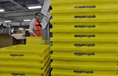 Amazon na celowniku Komisji Europejskiej