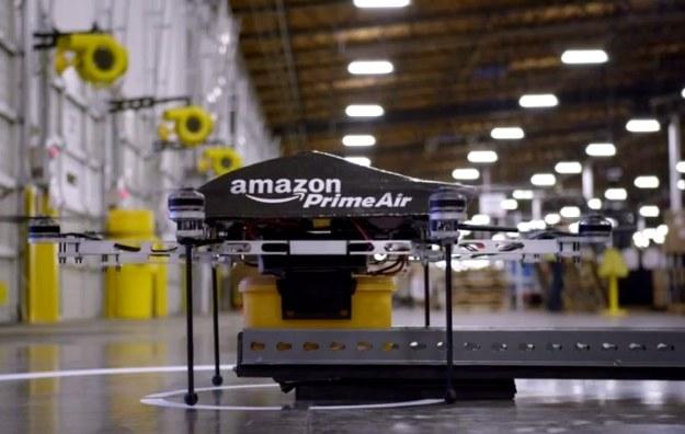Amazon Prime Air /materiały prasowe