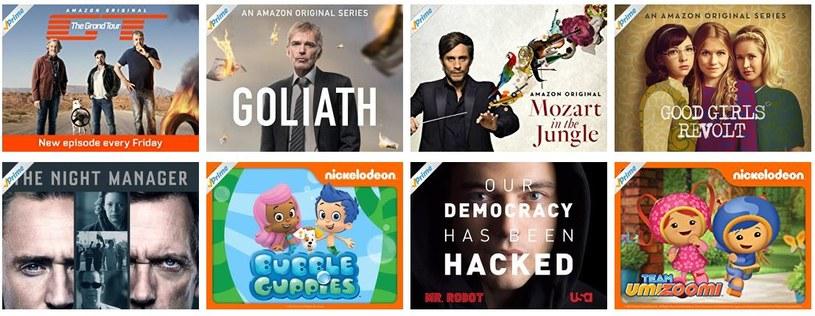 Amazon Prime Video oficjalnie w Polsce /materiały prasowe