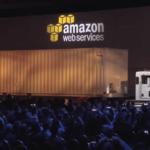 Amazon Snowmobile, czyli największy pendrive świata