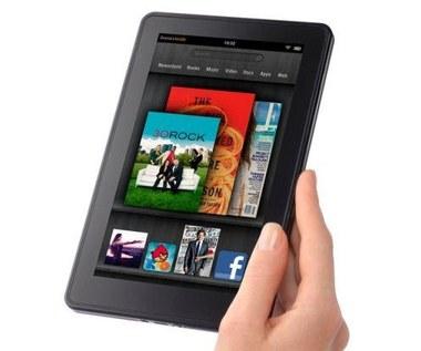 Amazon sprzedał 6 milionów tabletów Kindle Fire