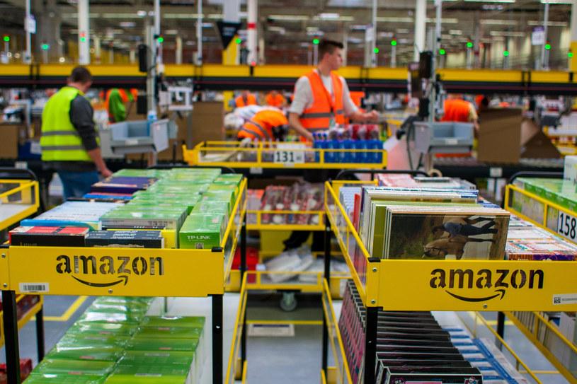 Amazon szuka w Polsce 2 tys. pracowników. /Jakub Walasek /Reporter