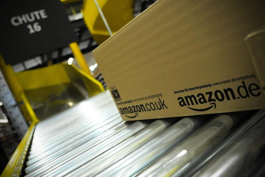 Amazon zatrudni w Polsce 6 tysięcy ludzi /OLIVER MEHLIS    /PAP/EPA