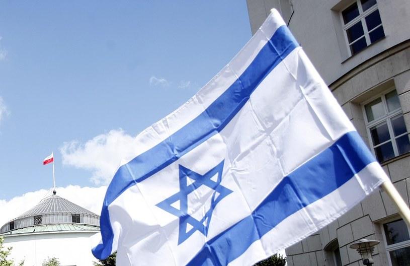 Ambasada Izraela w Polsce wystostowała komunikat ws. porozumienia zawartego w Genewie. /Adam Guz /Reporter