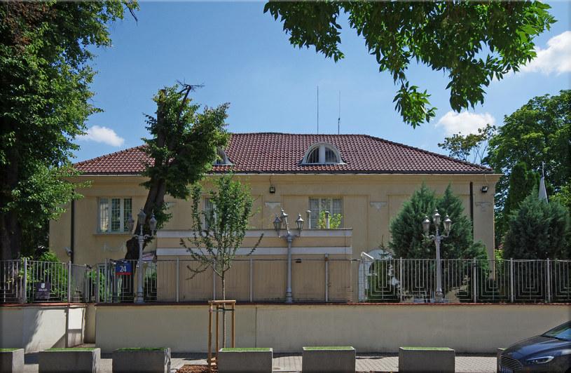 Ambasada Izraela w Polsce /Marek Bazak /East News
