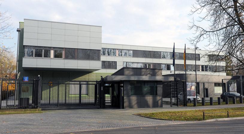 Ambasada Niemiec w Polsce /Jan Bielecki /East News