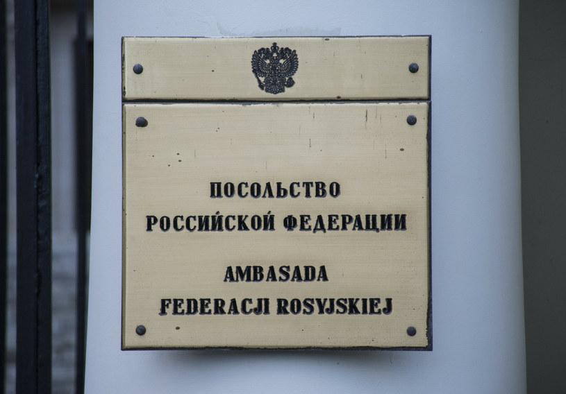 Ambasada Rosji w Warszawie /Zofia Drozynska /East News