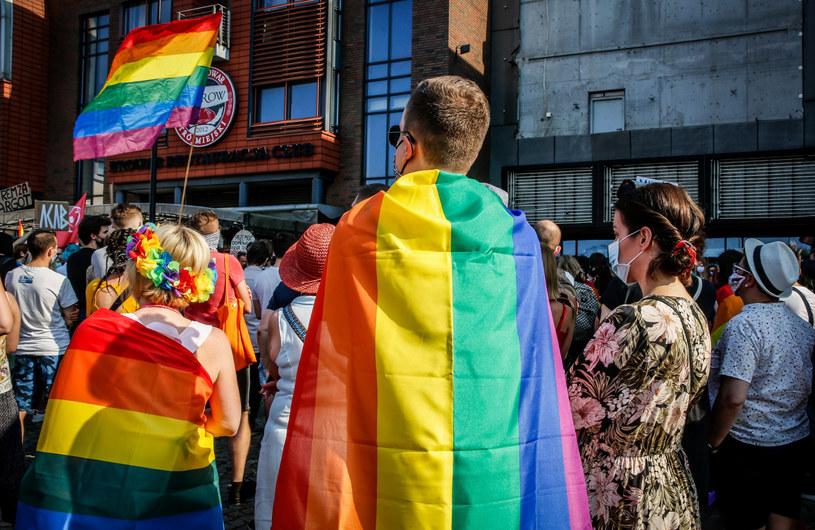 Ambasada RP odpowiedziała na artykuł CNN o osobach LGBT w Polsce /Karolina Misztal /Reporter