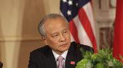 Ambasador Chin: Zobaczymy, co zrobi USA