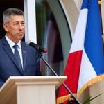 Ambasador Francji w Mińsku opuścił Białoruś