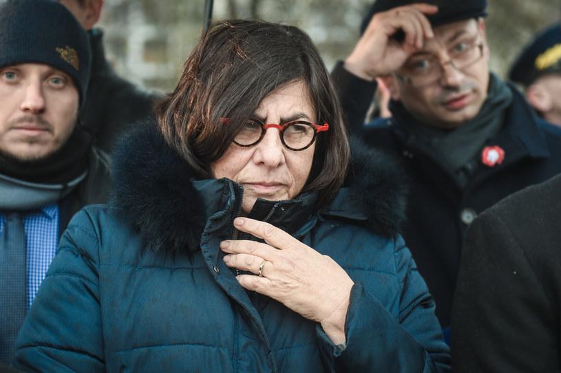 Ambasador Izraela Anna Azari /Jacek Domiński /Reporter