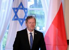 Ambasador Izraela o Polsce: Twierdzenie, że to kraj antysemicki, to absolutna nieprawda