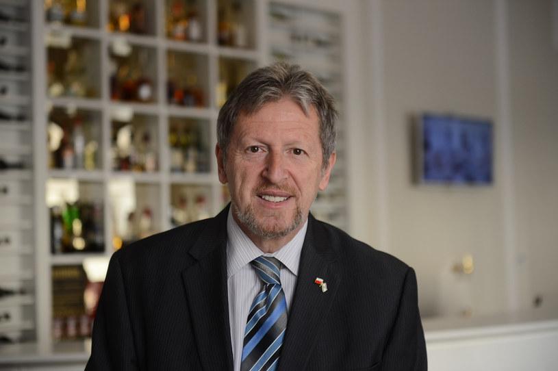 Ambasador Izraela w Polsce Alexander Ben Zvi /Agencja SE /East News