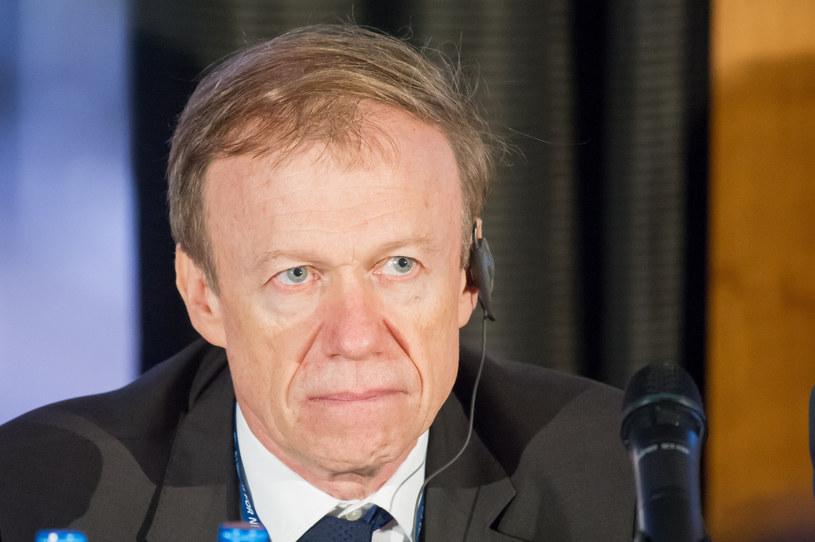 Ambasador Niemiec Rolf Nikel /Wojciech Strozyk/ /Reporter