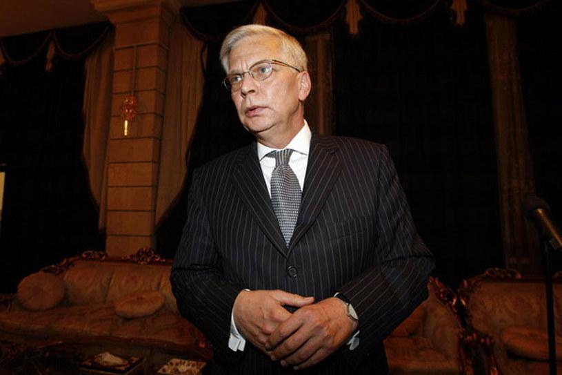 Ambasador Niemiec w Kijowie Christof Weil. /AFP